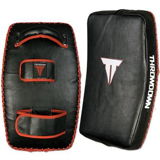 Throwdown Curved Thai Pads - Pair